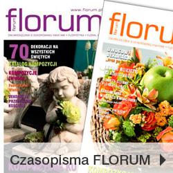 Czasopisma florystyczne zaopatrzenie kwiaciarni