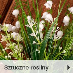 Sztuczne kwiaty rośliny